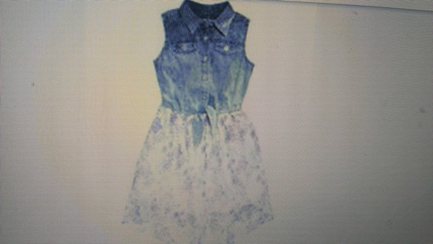 dress denim breezy