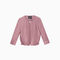 Max&co. - leather bomber jacket, pink