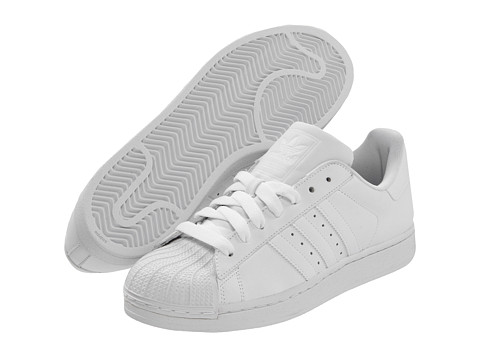 adidas Originals Superstar 2 White/White - Zappos.com Free Shipping BOTH Ways