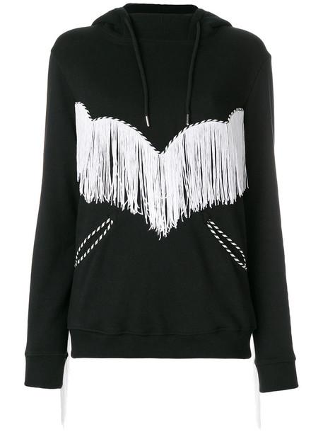 House of Holland sweatshirt women cotton black sweater