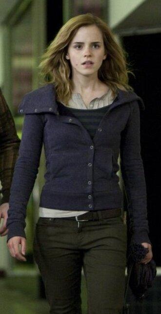 hermione emma watson jacket