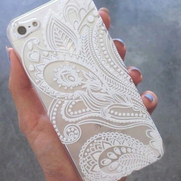 Floral doodle phone case – shop seasouth