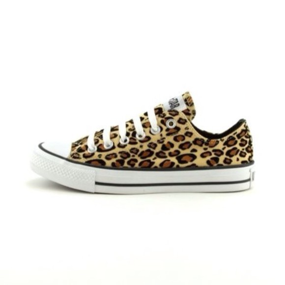 casual shoes animal print chuck taylor all stars