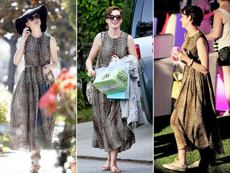 dress anne hathaway