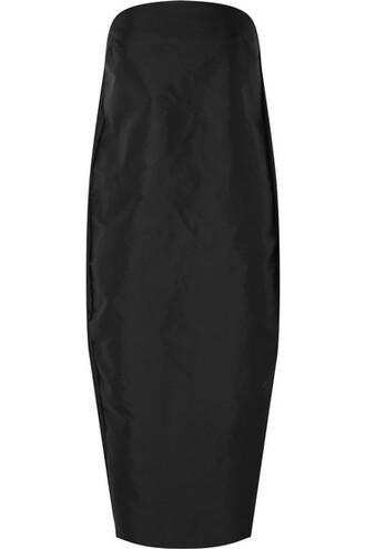 dress midi dress midi black