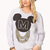 Street-Chic Mickey Mouse Sweatshirt | FOREVER 21 - 2000127809