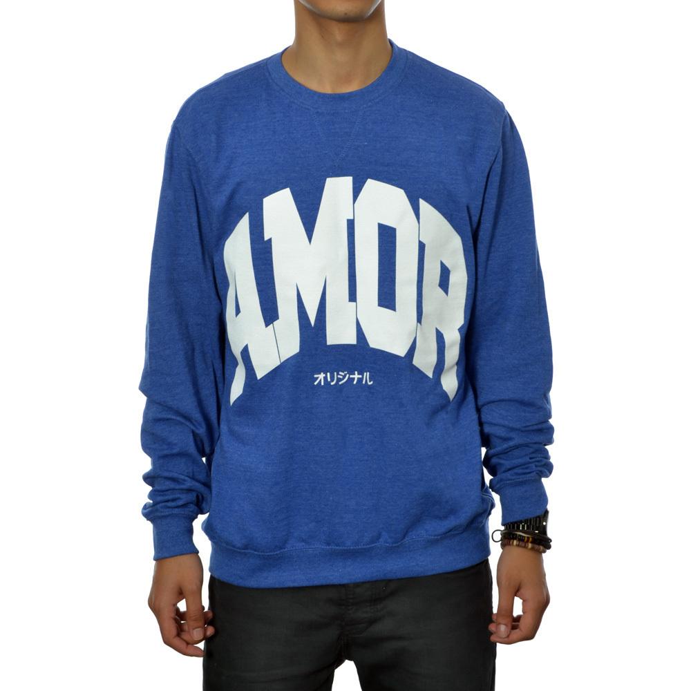 Amor original sweatshirt (royal blue)