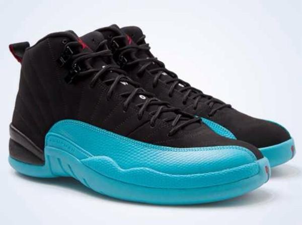 shoes jordans blue black