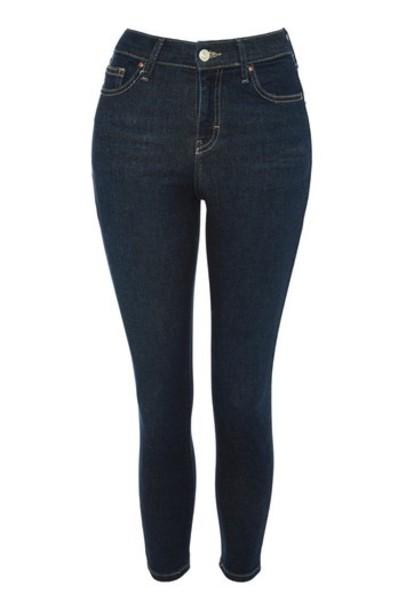 Topshop jeans dark