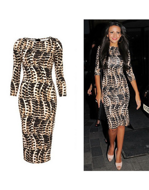wow long dress long maxi leopard print dress celebrity style celebrity style celebrity celebrity dress long sleeves long sleeve dress leopard print