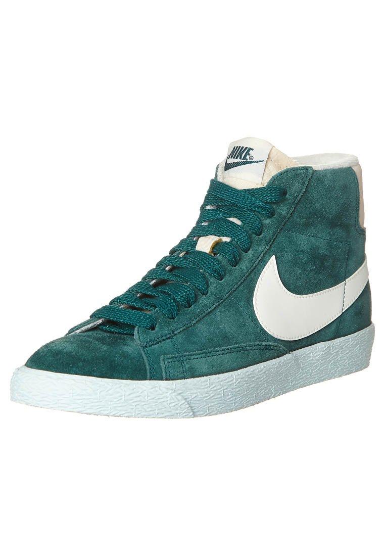 the latest 6c762 ddb72 Nike Sportswear BLAZER - Baskets montantes - vert - ZALANDO.