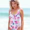 Frankies bikinis camilla | floral one piece
