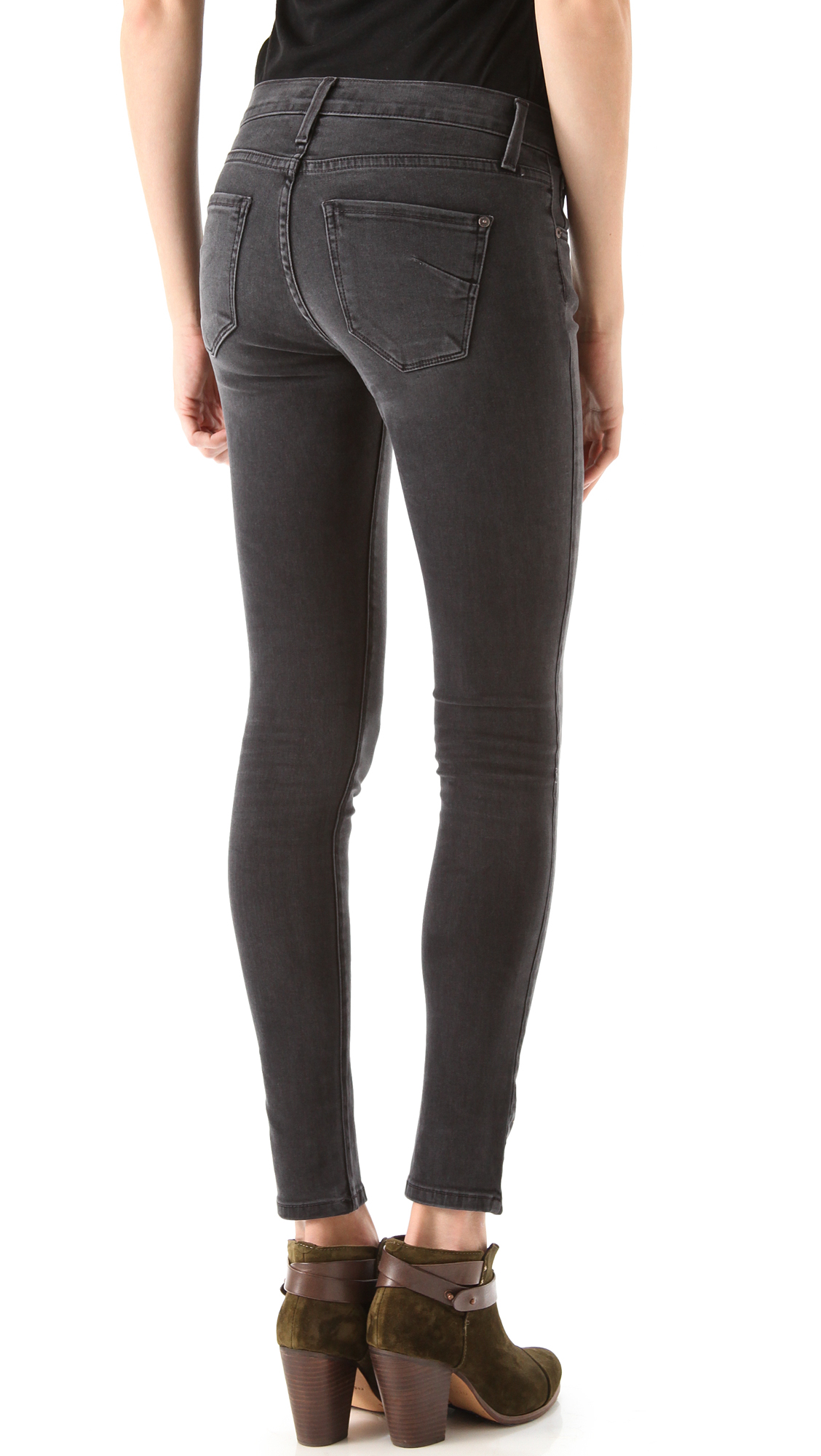 James Jeans Twiggy 5 Pocket Skinny Jeans | SHOPBOP