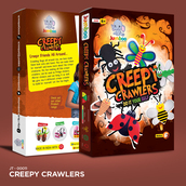 home accessory,paper creepy crawlers,paper origami creatures,craft toy kids