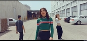 sweater,green,red,dua lipa,lost in your light