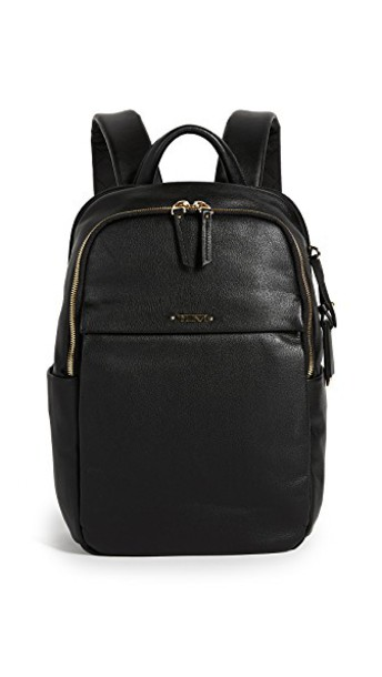 Tumi backpack black bag