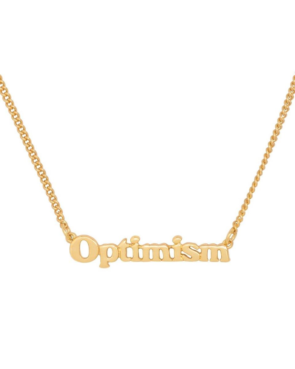 ban.do Necklace - Optimism