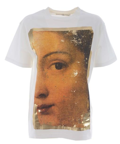 Golden goose t-shirt shirt t-shirt print top