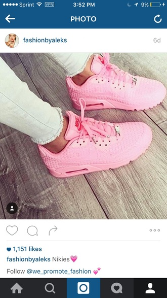 shoes pink light light pink baby baby pink nike nike air force air max nike air