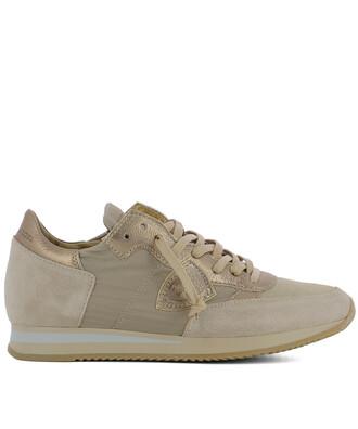 sneakers beige shoes