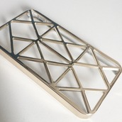 jewels,gold,iphone case,iphone 4 case,cute,t-shirt,iphone,4s,phone cover,tumblr,triangle,gaps,triangles