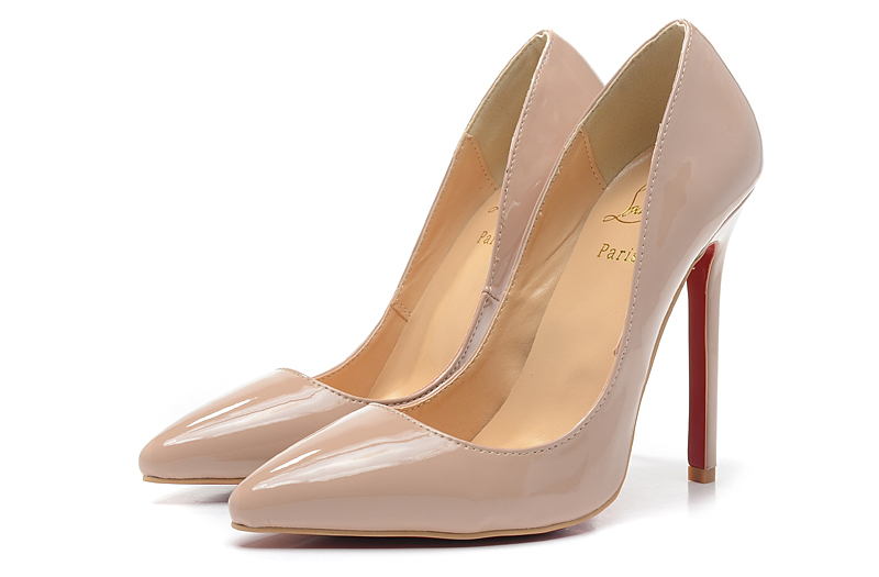 Free shipping 2013 brand women high shoes nude heel pumps dropshipping -in Pumps from Shoes on Aliexpress.com