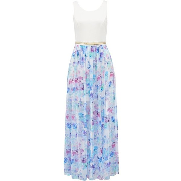 Forever New Milana printed maxi dress