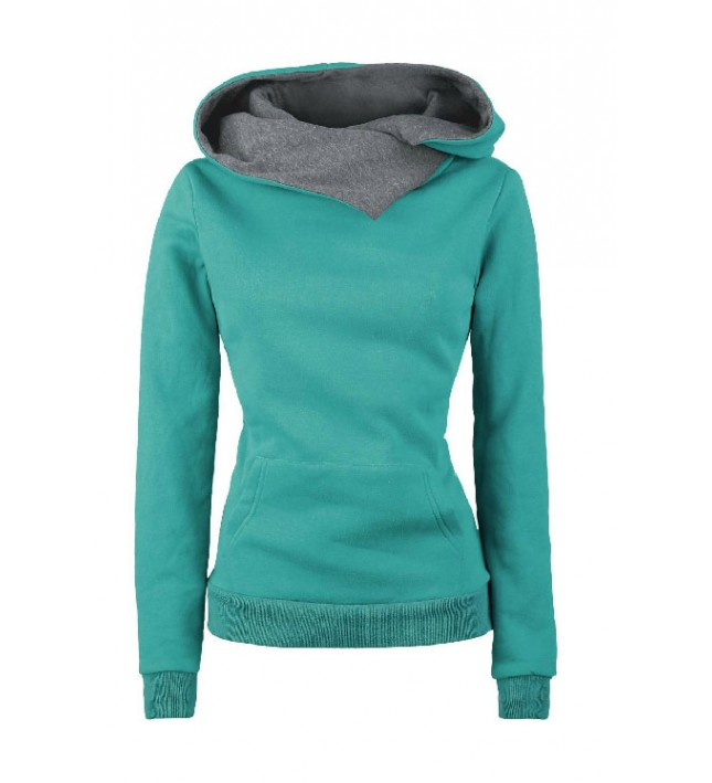 Autumn Plus Size Cotton Hoodie With Hat is Hot Selling at MsFairy.com