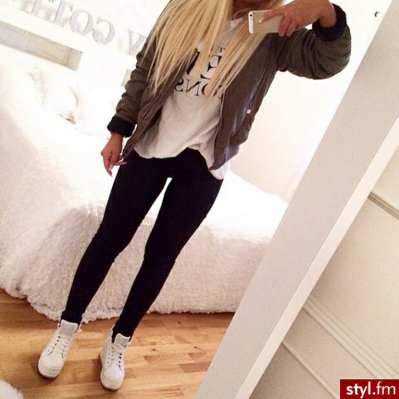jacket cool girl blonde hairstyles perfect