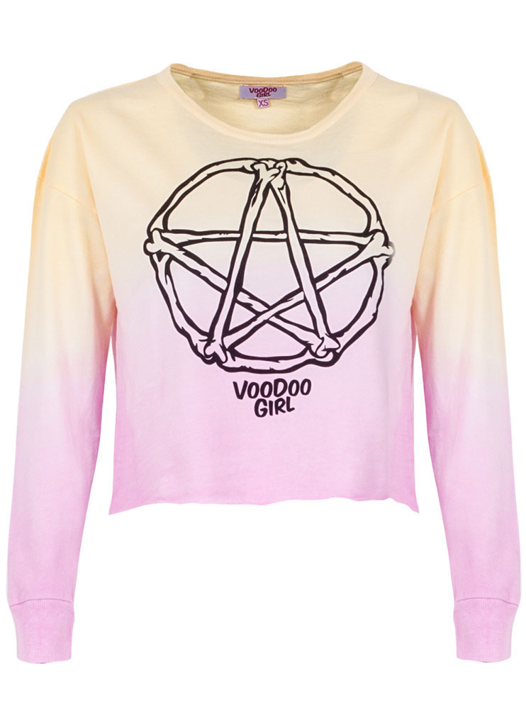 BONES LOGO SWEAT | voodoogirlcouture