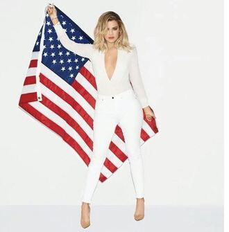 jeans khloe kardashian white jeans kardashians instagram skinny jeans plunge v neck plunge neckline