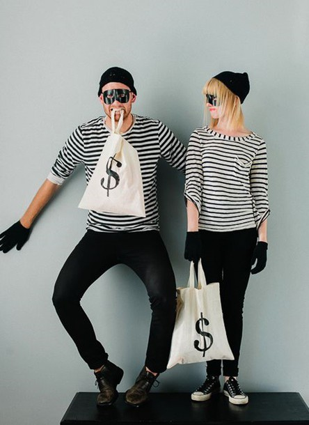Shoppable tips & top halloween couple costume halloween costume halloween ...