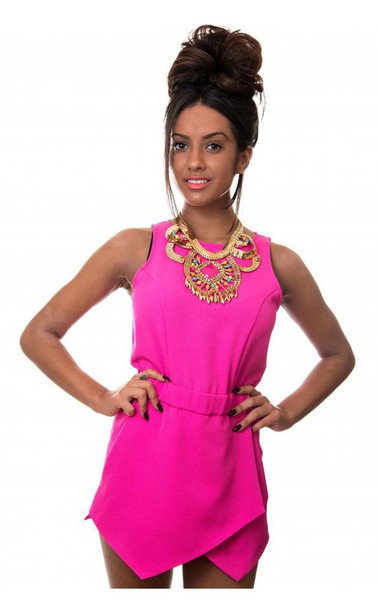 14665be7df jumpsuit romper romper neon the fashion bible www.thefashionbible.co.uk  skorts skort
