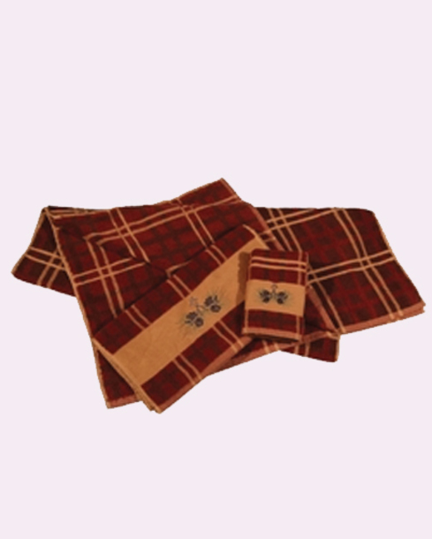 home accessory flannel towel