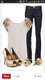 shoes,gold,glitter,heels,open toes