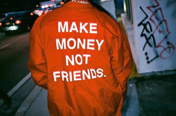 jacket orange money friends quote on it bomber jacket tumblr photography bomber jacket
