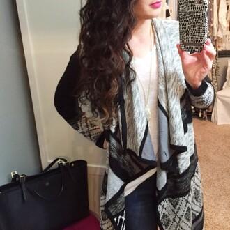 the double take girls blogger jacket dress cardigan bag t-shirt