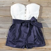 blouse,summer,shorts,pants,dress,romper,shirt,white,blue shorts,white dress,white crop tops,high waisted blue shorts,navy,tank top,navyromper,road trip,white top,High waisted shorts,white shirt,exact outfit,bow shorts,satin,navy shorts,black and white romper,jumpsuit,top,girly,strapless,navy blue and white
