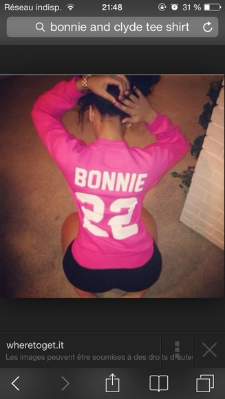 t-shirt fashion pink swag pullover girly