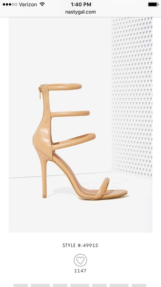 shoes nude nude heels nude sandals