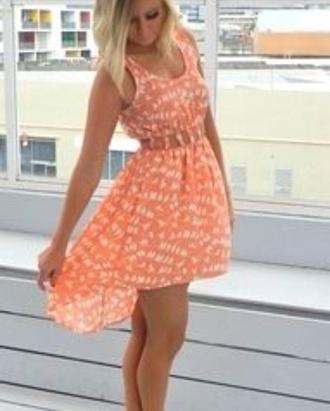 dress cut-out dress pink dress