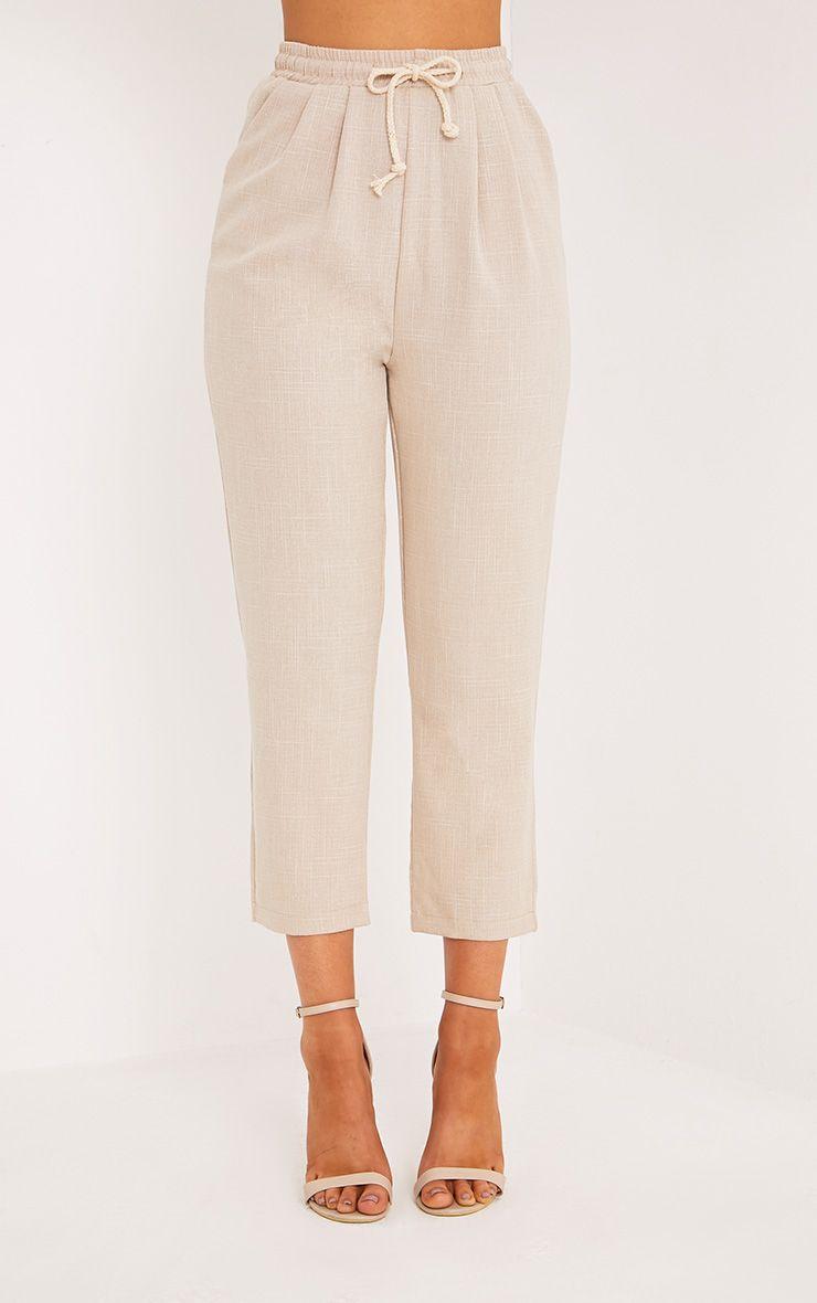 Diya Stone Casual Pants