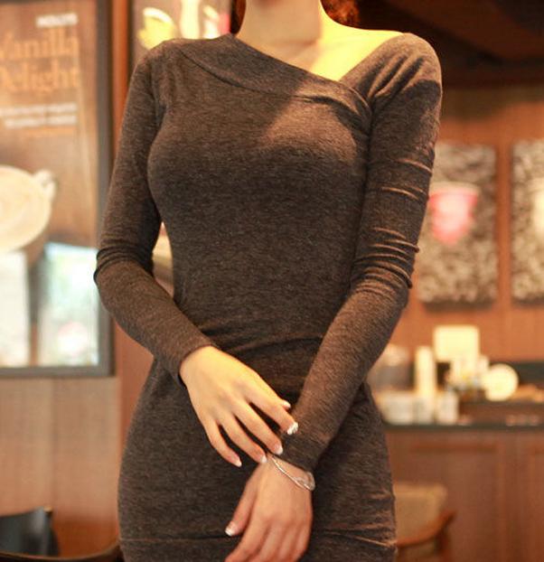 Cute show body fashion hot dress