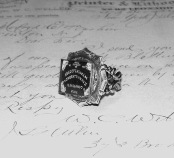 ring oui ja silver rock grey jewels