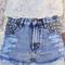 Sabo skirt  acid studded shorts - $58.00