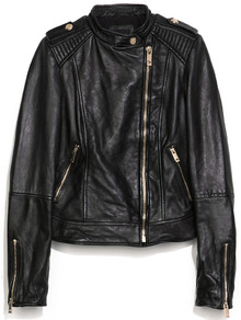 PU Leather Jackets Online Shop | SheInside