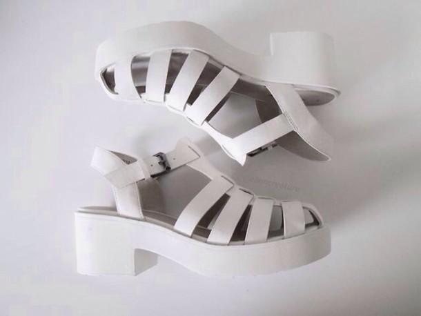 shoes summer white sandals heels? sandals sandals white sweet summer shoes white caged shoes