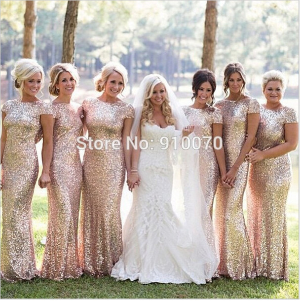 dress bridesmaid dress long bridesmaid dress cheap sequins prom dress sequins dress prom long gown wedding party dress backless prom dress