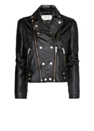 Mango women's leather biker jacket at amazon women's clothing store: