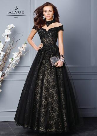 dress ball gown dress prom dress gown evening dress lace dress
